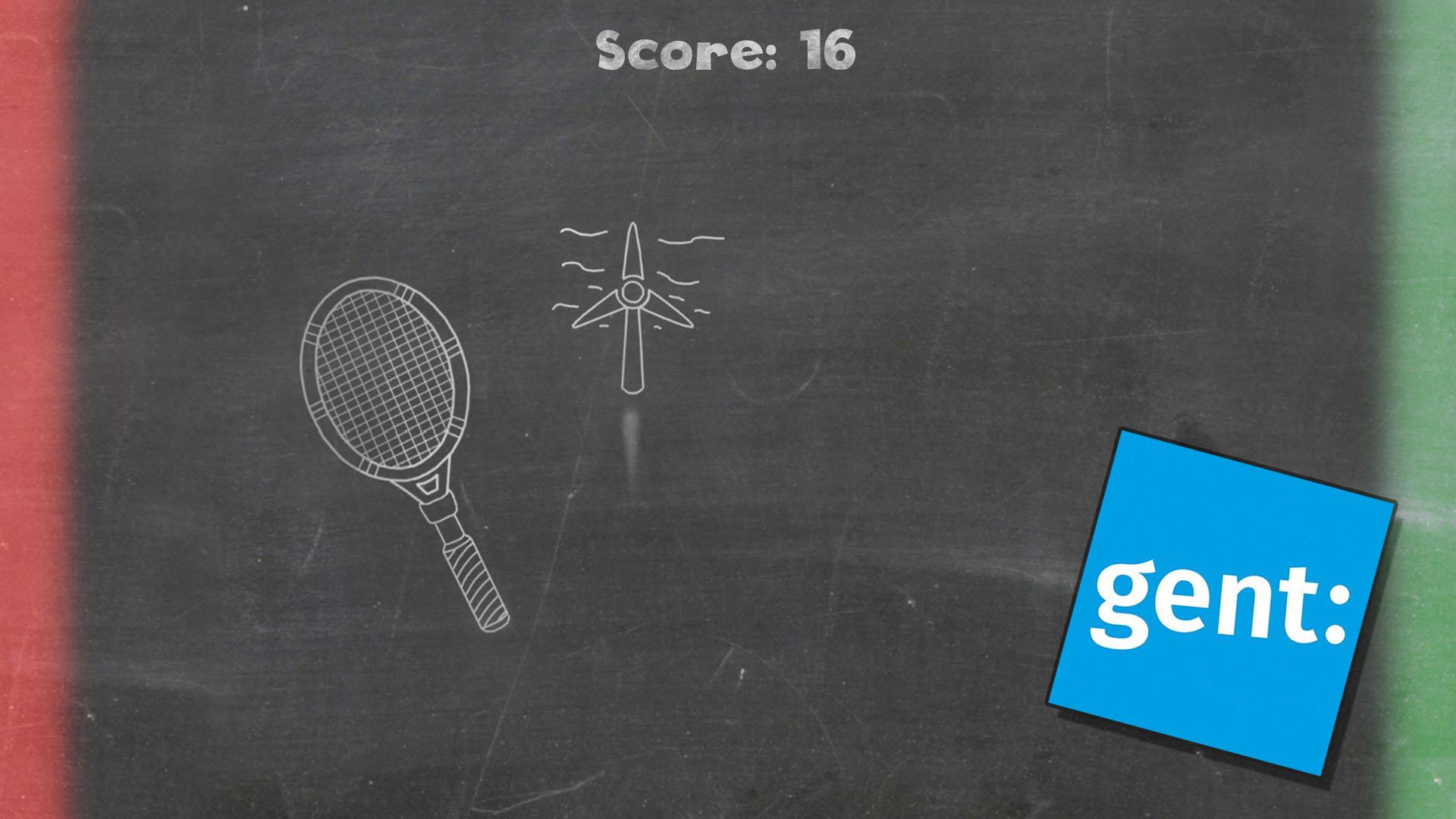 Screenshot enviroment game Gent 2