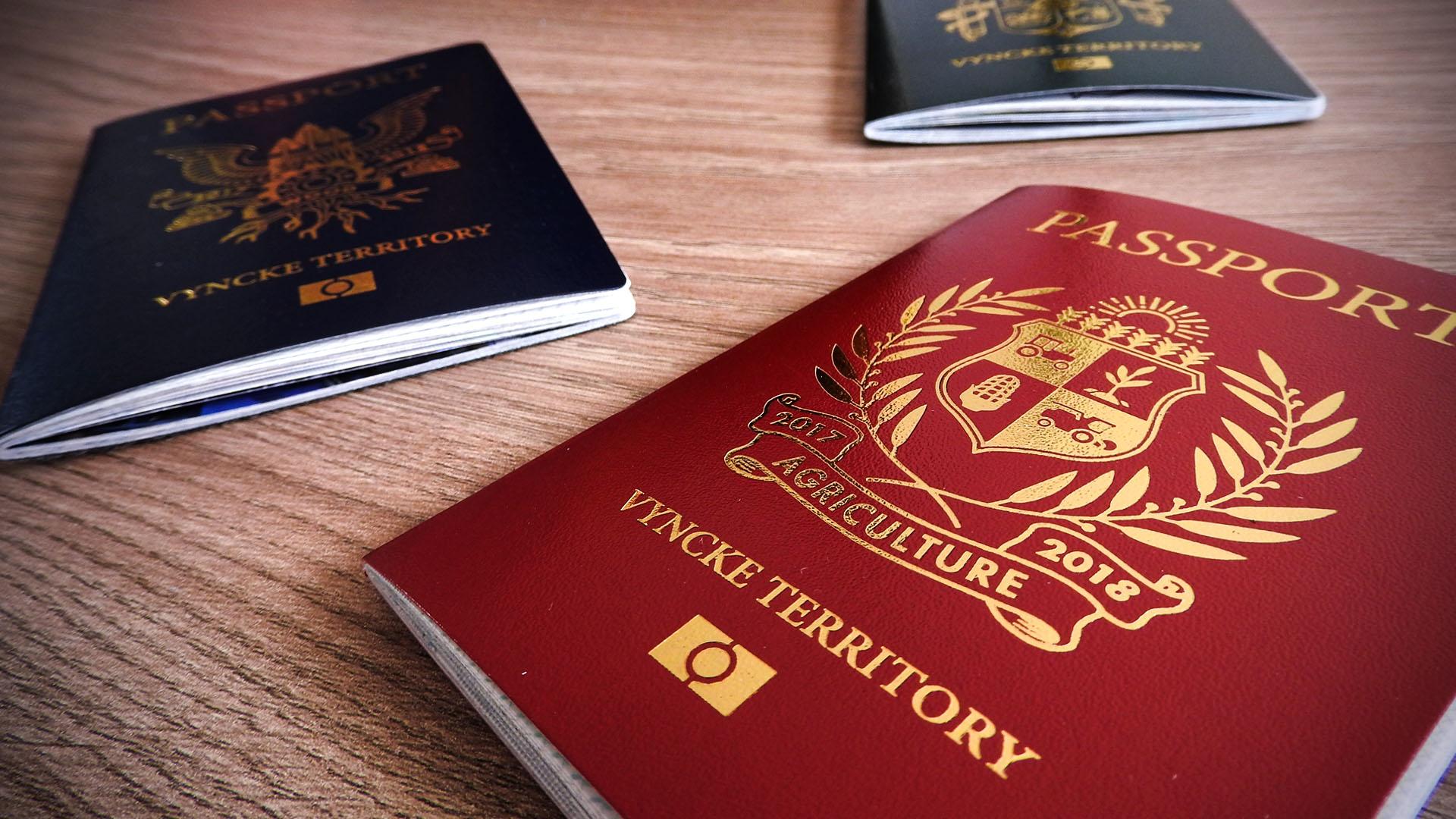 Vyncke passport